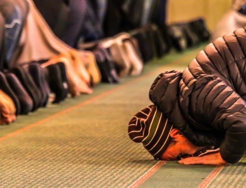 Rättsteologisk fråga kring avstånd vid gemensam bön