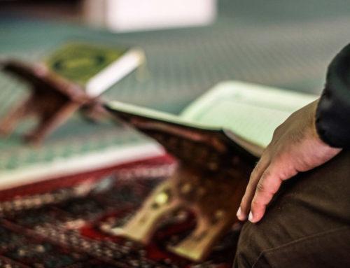 Med samhällssolidaritet och politisk markering är muslimer inte ensamma i kampen mot de fientliga krafterna!