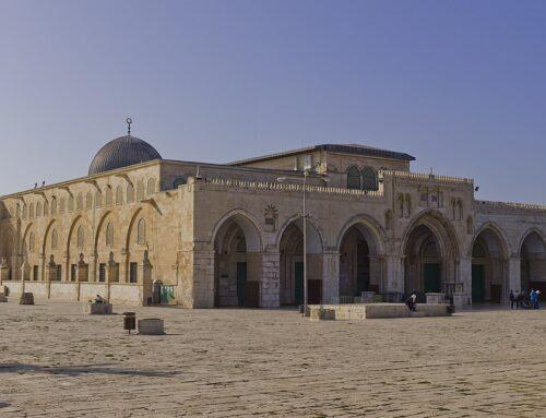 Pressmeddelande 20210512: Angående attackerna mot Al-Aqsa moskén