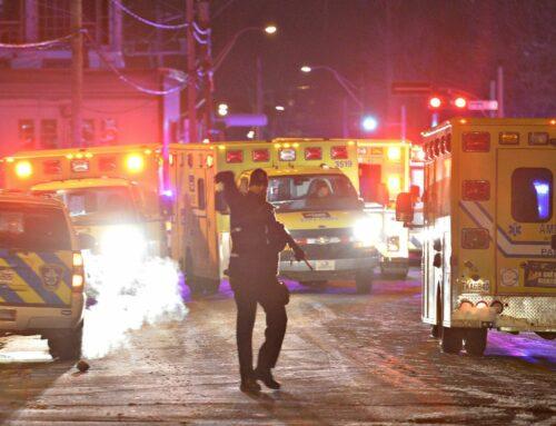 Förenade Islamiska Föreningar i Sverige fördömer lastbilsattentatet i London, Kanada!